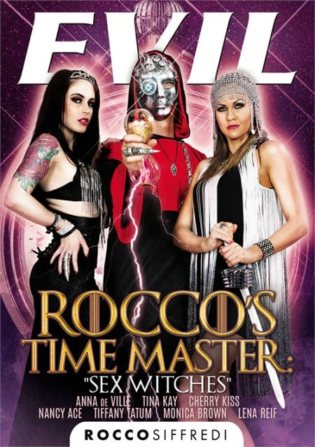 Rocco's Time Master: Sex Witches [2019]