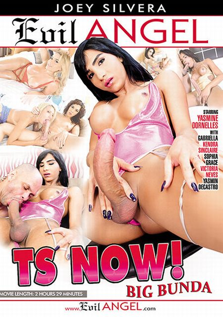 TS Now! Big Bunda [2018]