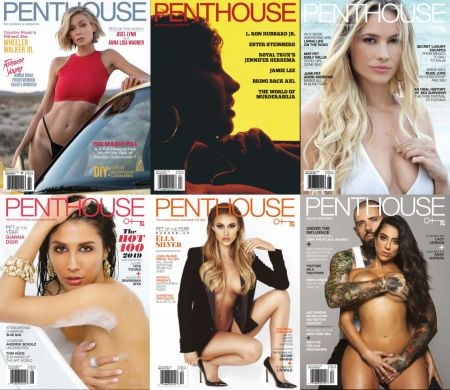 Penthouse USA - Full Year 2019 Compilation