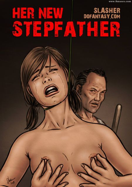 Fansadox Collection 491 - Her new stepfather