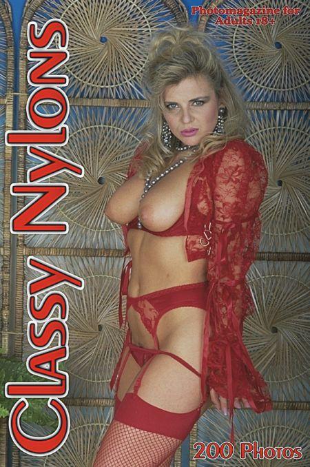 Classy Nylons Adult Photo Magazine - Issue 30 2020