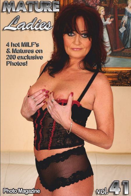 Mature Ladies Adult Photo Magazine (February 2020)