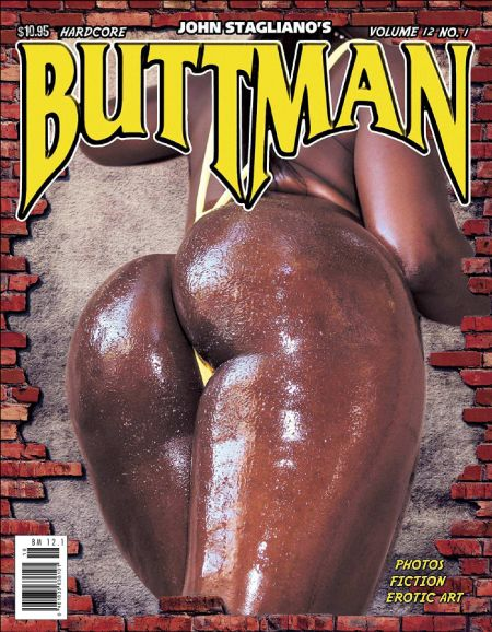 Buttman - Volume 12 No. 1