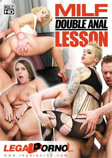 MILF Double Anal Lesson [2020]