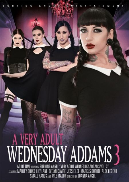 A Very Adult Wednesday Addams 3 [2019]