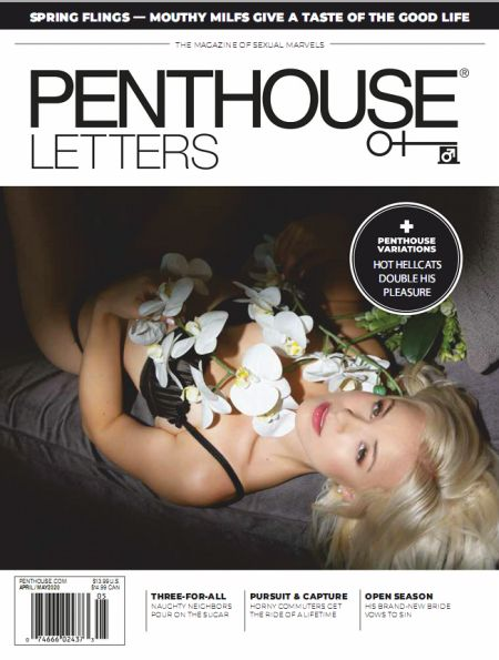 Penthouse Letters #4-5 (april-may 2020)