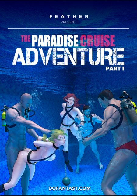 Fansadox Collection 486 - The Paradise Cruise Adventure. Part 1