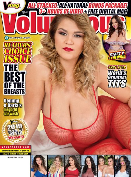 Voluptuous - Volume 27 No.2 (March 2020)