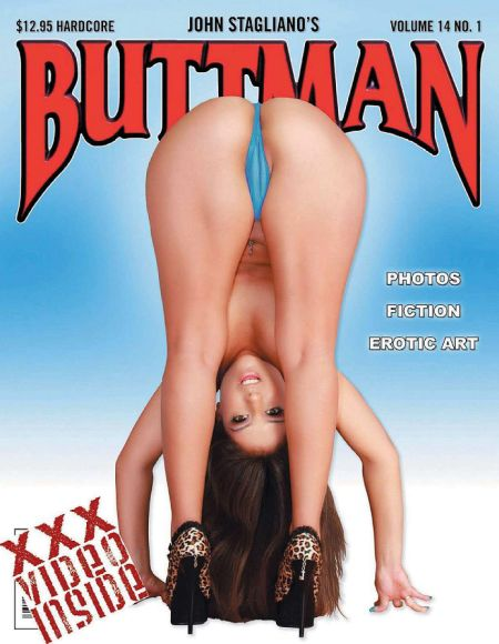 Buttman - Volume 14 No. 1