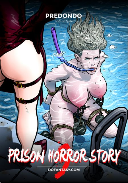 Fansadox Collection 501 - Prison Horror Story 9