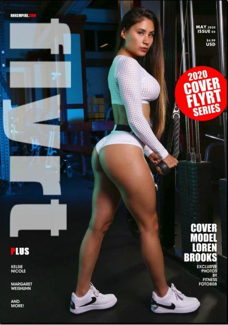 Flyrt Magazine - Issue 4 (May 2020)