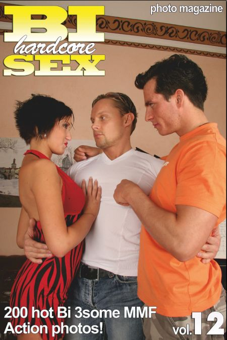 Bi-Sex Adult Photo Magazine Issue 12 (2020)