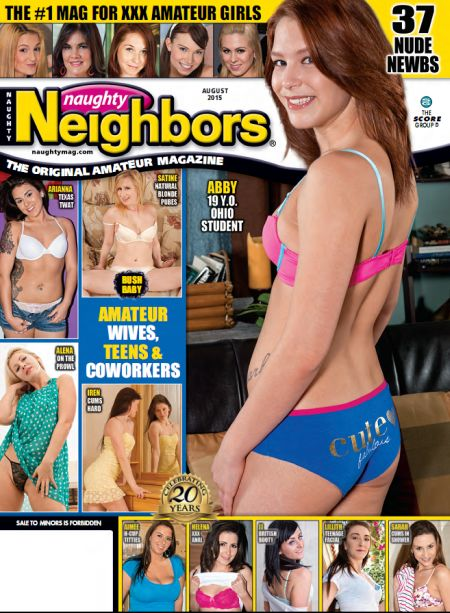 Naughty Neighbors № 8 (August 2015)