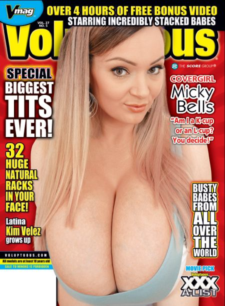 Voluptuous - Volume 27 No.5 (2020)